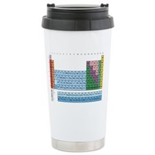 Sherlocks Periodic Tabl Travel Mug