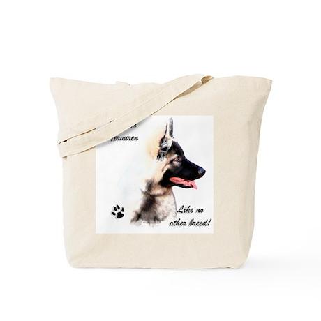 Terv Breed Tote Bag