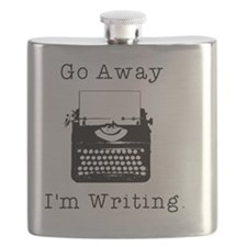GO AWAY - Writing Flask