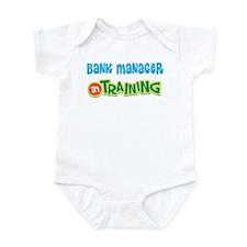Bank Manager in Training Infant Bodysuit