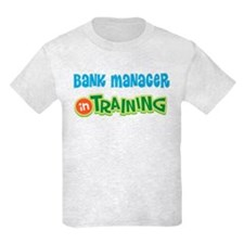 Bank Manager in Training T-Shirt