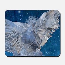 Ice Angel C Crop Horiz Mousepad