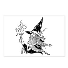Wizard 1 Postcards (Package of 8)