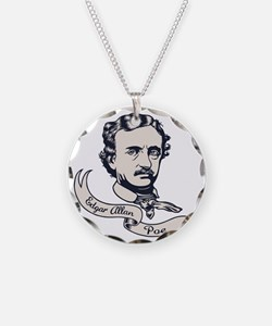 poe3-T Necklace Circle Charm