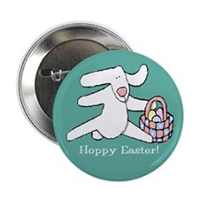 Hoppy Easter! Button