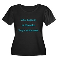 What happens at Karaoke Stays T