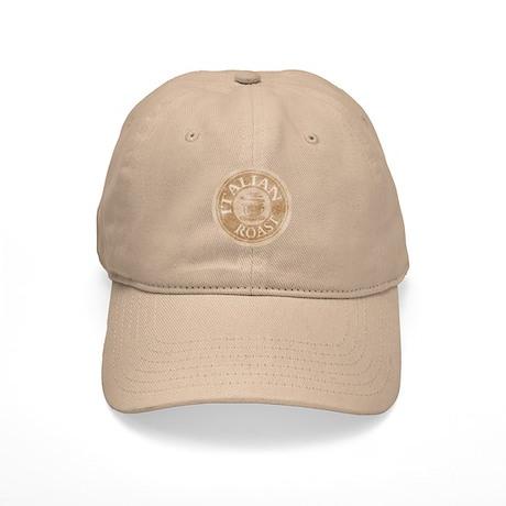 Italian Roast Coffee Logo Cap