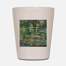 Bridge Monet Shot Glass