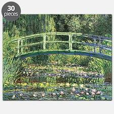 Bridge Monet Puzzle