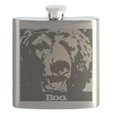 Scary Bear Flask