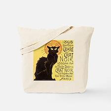 Chat Noir Cat Tote Bag