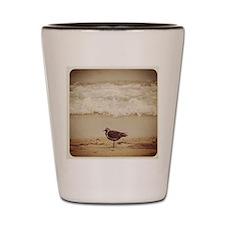 Bird Shot Glass