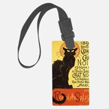 Chat Noir Cat Luggage Tag