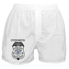 RWE Watch Badge Boxer Shorts