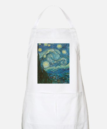 Starry Night van Gogh Apron
