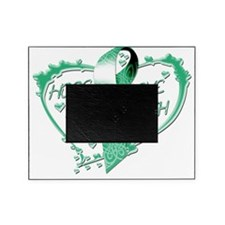 Hope Love Faith Heart copy Picture Frame
