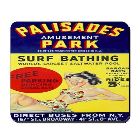 Palisades Park Mousepad