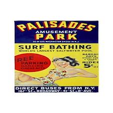 Palisades Park Throw Blanket