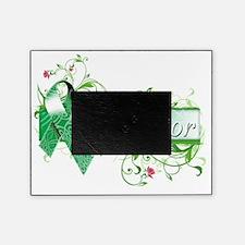 Survivor Floral copy Picture Frame