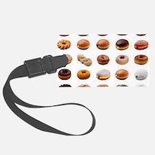 Doughnuts Luggage Tag
