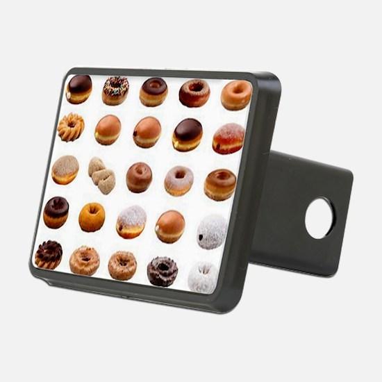 Doughnuts Hitch Cover