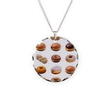 Doughnuts Necklace