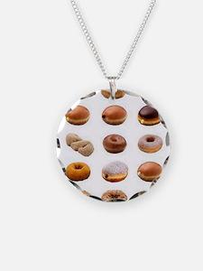 Doughnuts Necklace