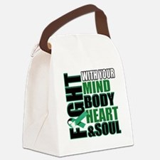 Fight copy Canvas Lunch Bag