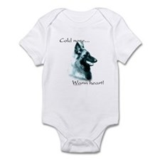 Terv Warm Heart Infant Bodysuit