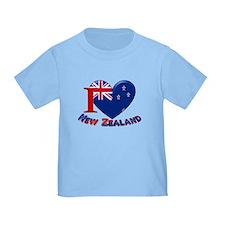 I love New Zealand T