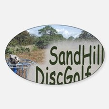 Sandhill WC2013 Decal