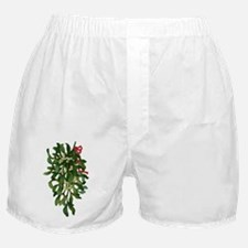 mistletoe Boxer Shorts