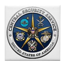 CSS seal Tile Coaster