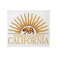 Independt California v4 Throw Blanket