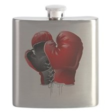 boxing gloves Flask