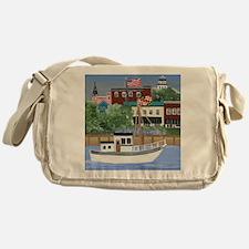 Annapolis View Messenger Bag
