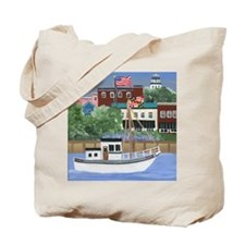 Annapolis View Tote Bag