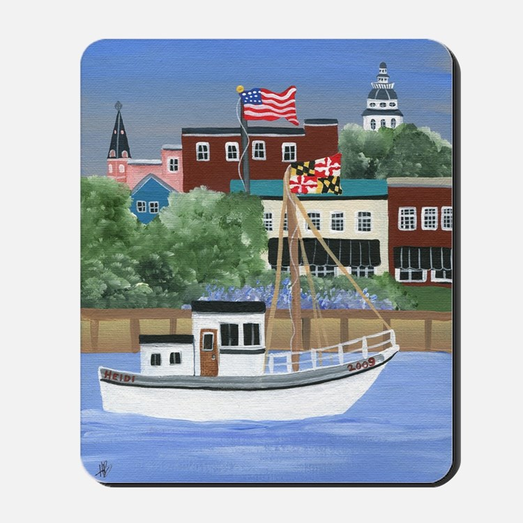 Annapolis View Mousepad