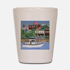 Annapolis View Shot Glass