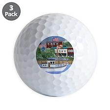 Annapolis View Golf Ball
