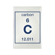 Carbon Rectangle Magnet