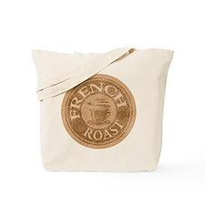 French Roast Coffee Logo Tote Bag