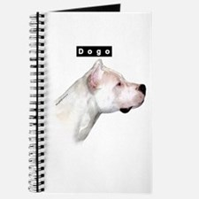 Dogo Head Journal