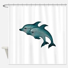 JAM JUMPERS Shower Curtain