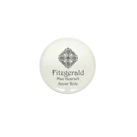 Fitzgerald Mini Button