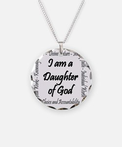 I Am a Daughter of God Necklace