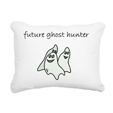 future ghost hunter Rectangular Canvas Pillow