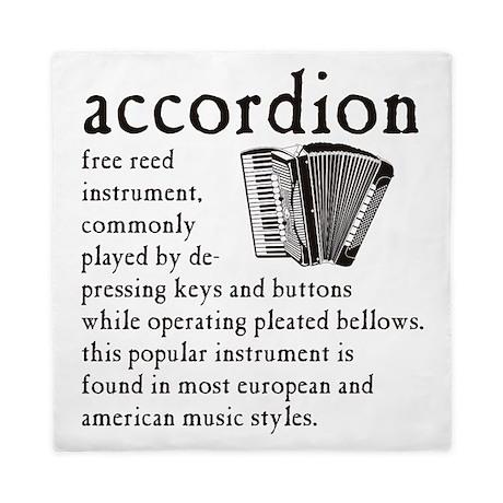 Piano Accordion Definition Queen Duvet By Admin Cp16092972