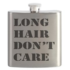 long hair dont care  Flask