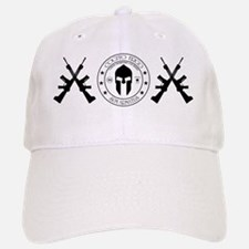 I Think, Therefore I Am Armed Baseball Baseball Cap